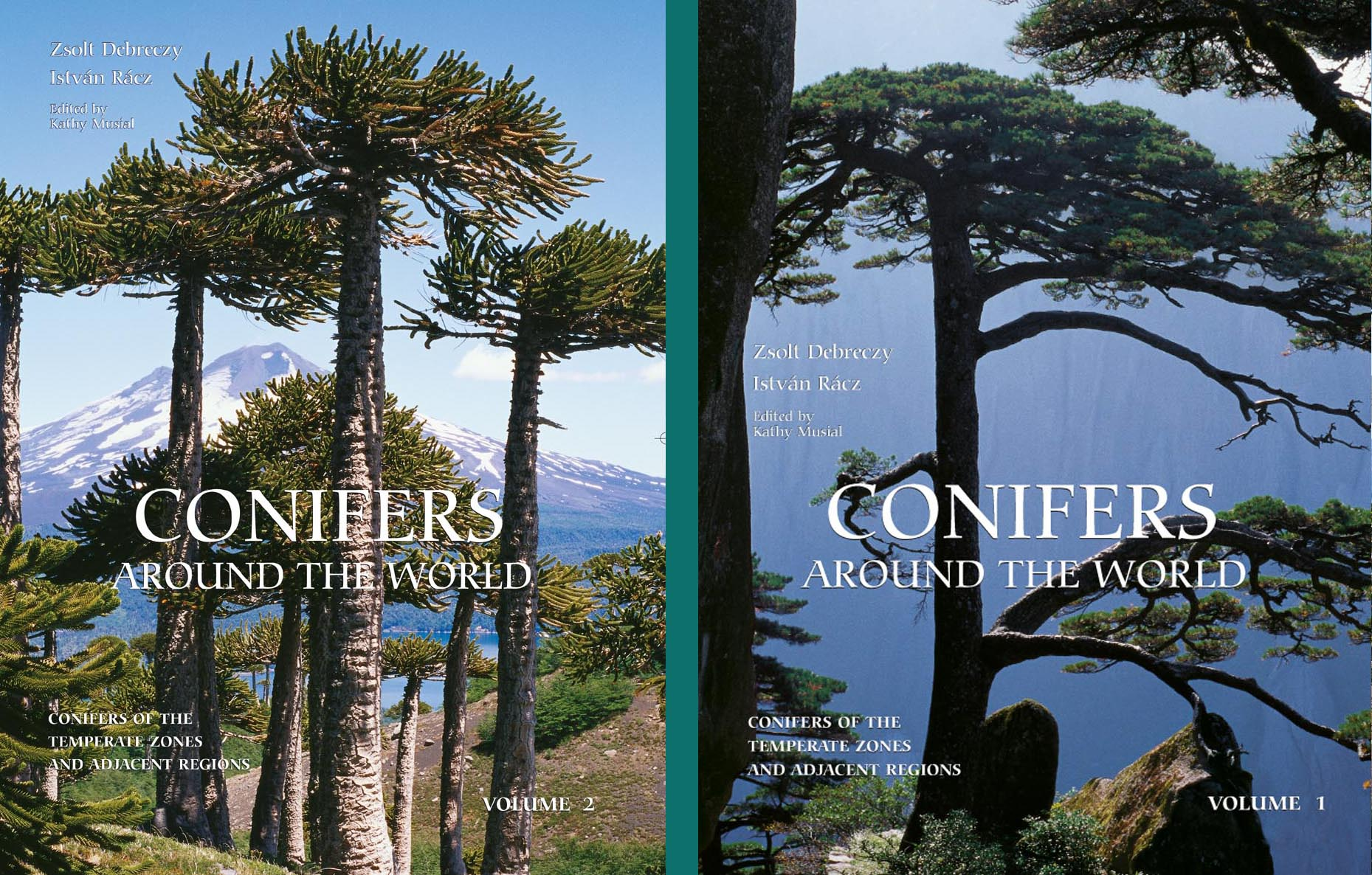 Conifers Around the World